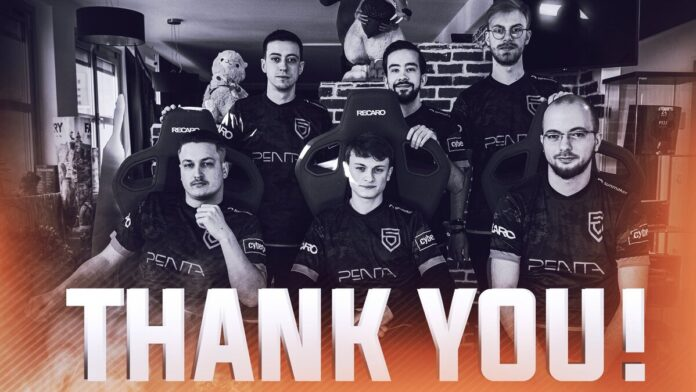 PENTA Siege french roster