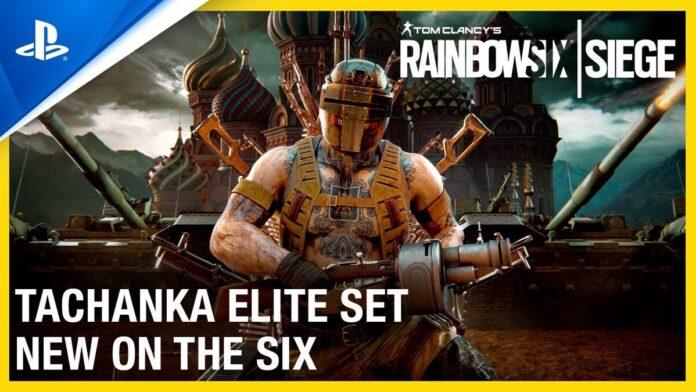Tachanka Elite set