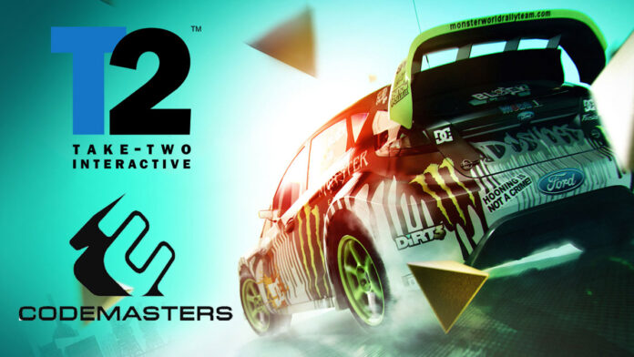 Take Two acquires Codemasters
