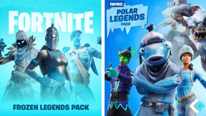 Fortnite Pictures Frozen Pack Fortnite Polar Legends Pack And Frozen Legends Pack Could Be Returning Soon Gameriv