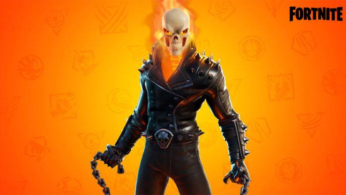 Ghost Rider Bundle Fortnite