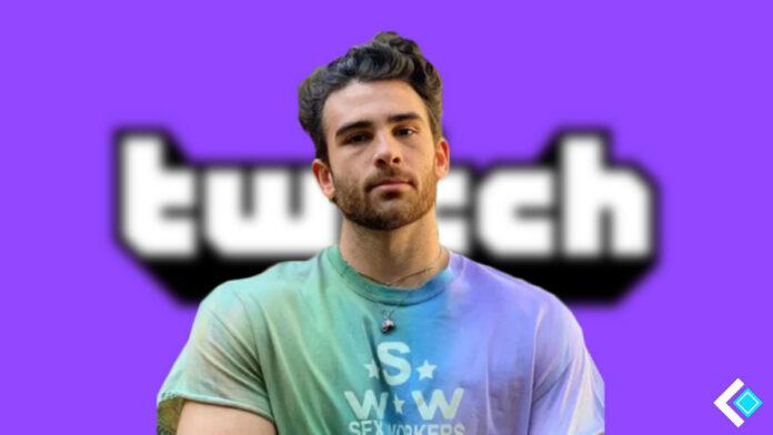 Twitch Streamer HasanAbi