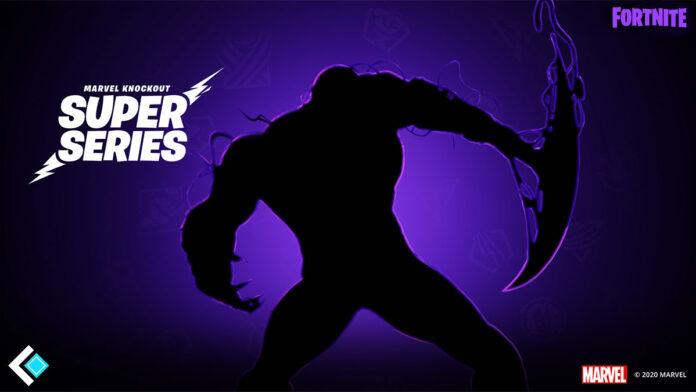 Fortnite Venom skin teaser