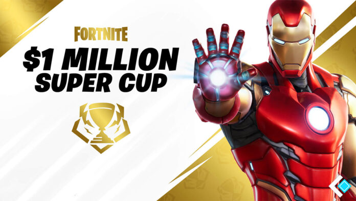 Fortnite $1 Million Cup