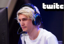 xQc banned from Twitch