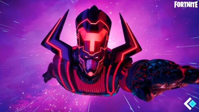 Galactus in Fortnite