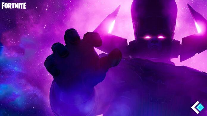 Fortnite Galactus Under Map