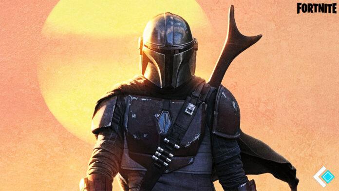 Fortnite Season 5 Mandalorian secret skin