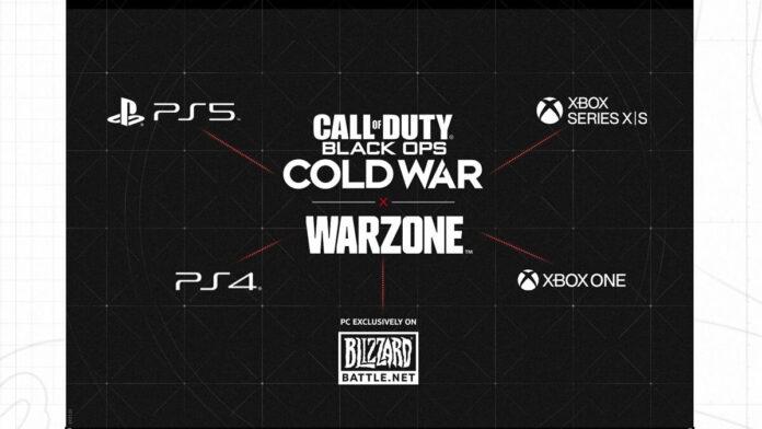 black ops cold war integration warzone
