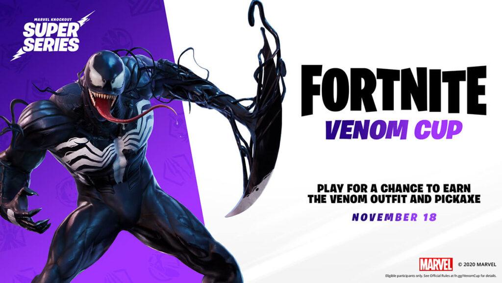 Fortnite Venom Cup