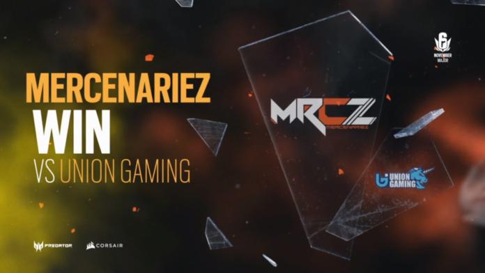 MercenarieZ win November Six Major