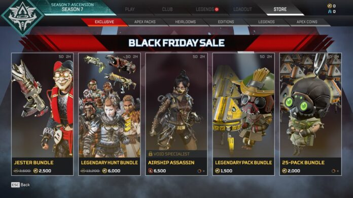 Black Friday sale 2020 release date