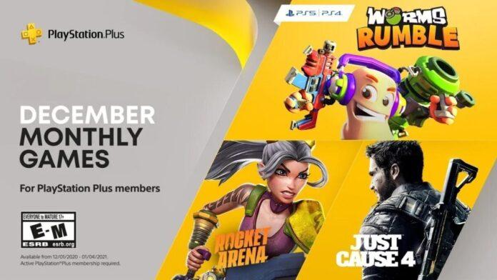 PlayStation Plus December 2020