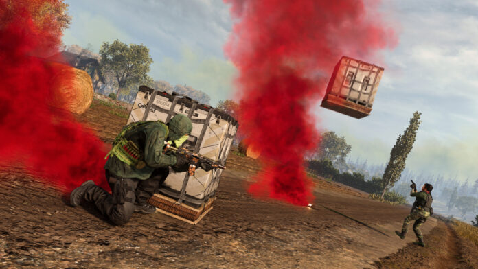 warzone loadout drop invisible glitch