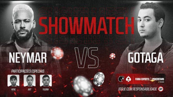 Neymar showmatch