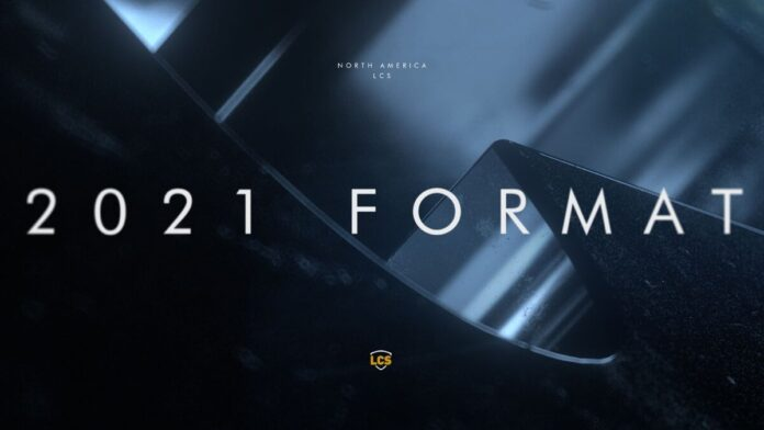 LCS 2021 Format