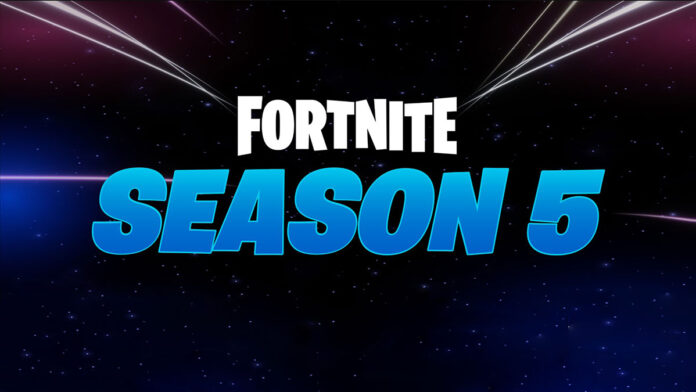 Fortnite Season 5 end date