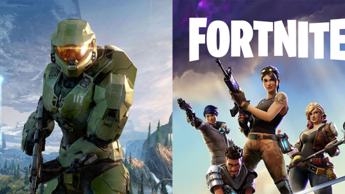Fortnite x Halo Collaboration rumored