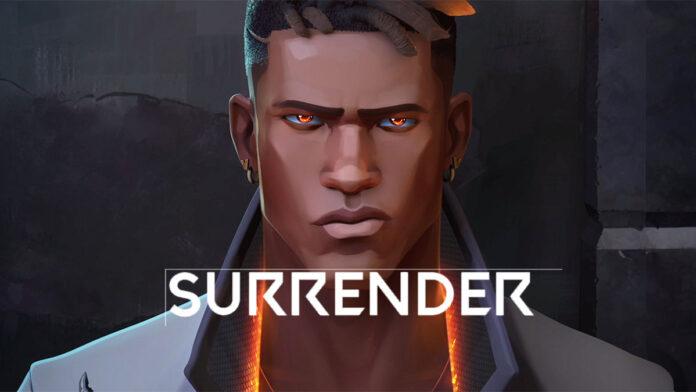 VALORANT surrender not priority