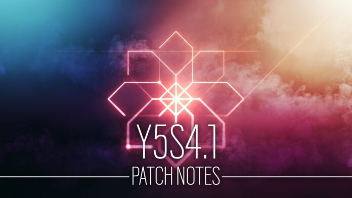 R6S Y5S4.1 patch