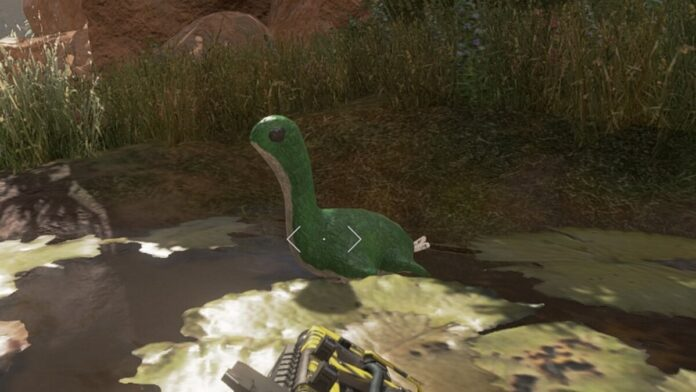 Apex legends nessie easter egg origin