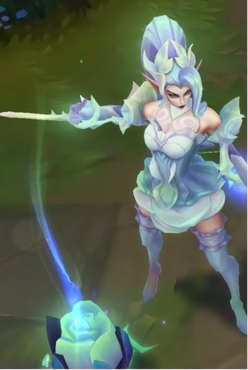 Crystal Rose Zyra