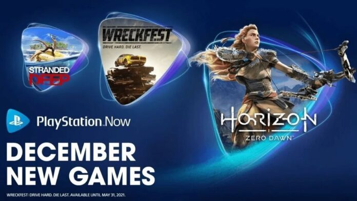 PS Now games December 2020
