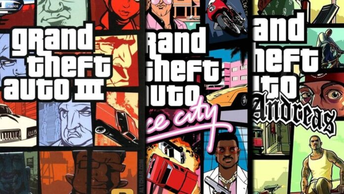 GTA Trilogy Remastered real