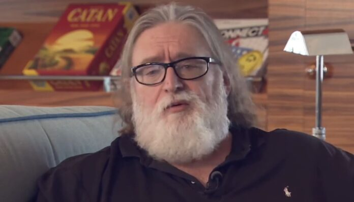 Gabe Newell on Apex Legends