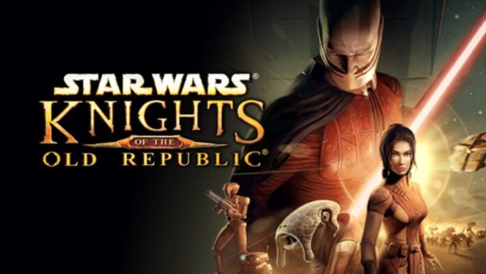new Star Wars: Knights of The Old Republic in development