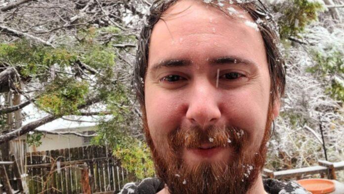 Twitch Streamer ASmongold taking indefinite break