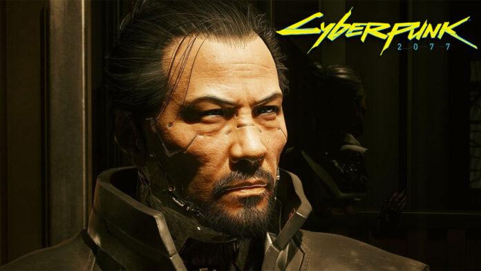 Cyberpunk 2077 Takemura quiet bug