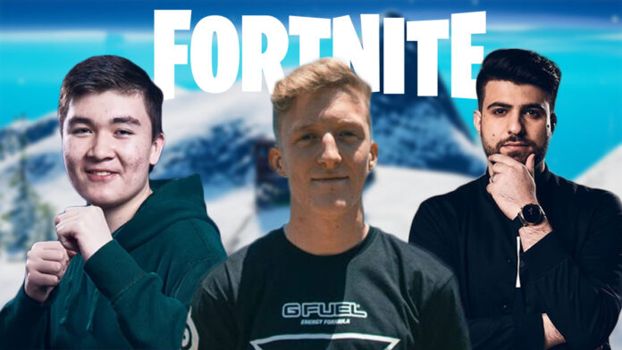Top Fortnite streamers 2020