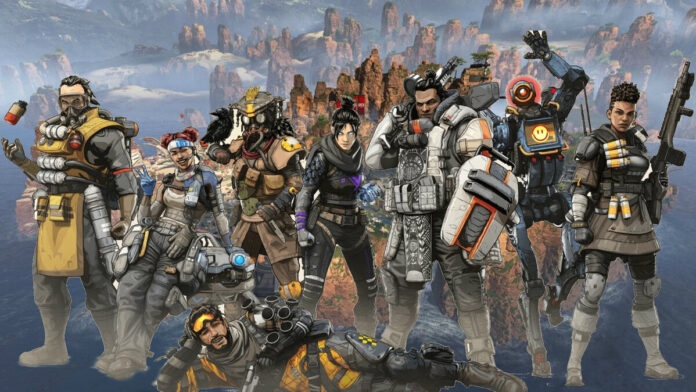 Apex Legends turning into Overwatch