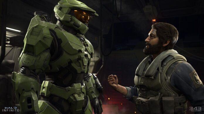 Halo Infinite development update