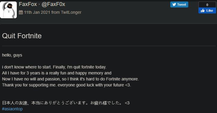 FaxFox Twitlonger