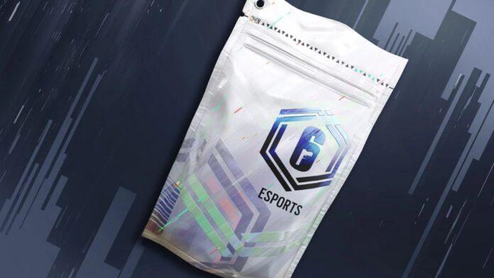 Siege Esport Packs