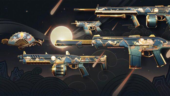 VALORANT celestial bundle
