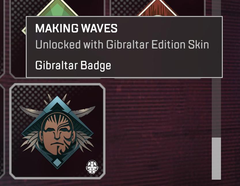 """""""Making Waves"""" Badge"""