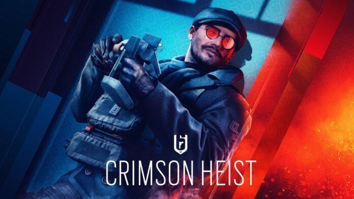 operation crimson heist y6s1