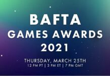 BAFTA Games Awards 2021 all the winners