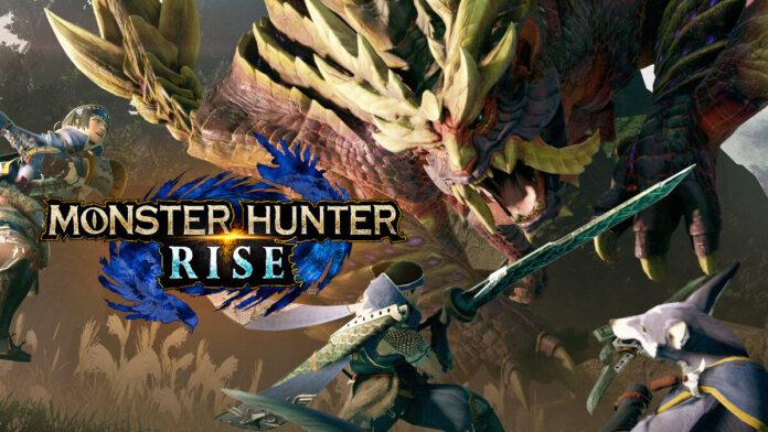 Monster Hunter Rise on Nintendo Switch sold over 4 million units