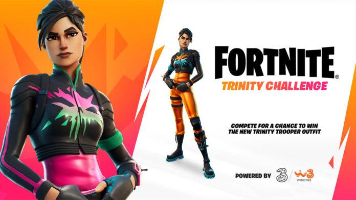 Fortnite Trinity Challenge Tournament