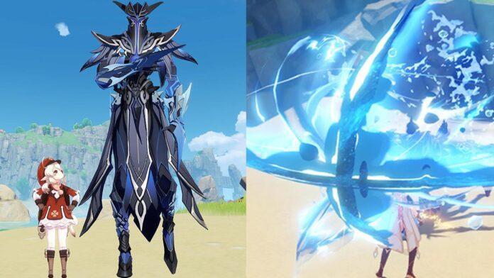 Genshin Impact Rift Herald Ability