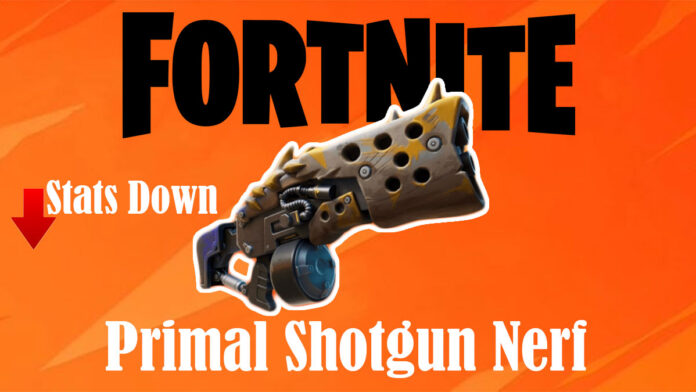 Fortnite 16.10 update Nerfs Primal and Buffs the Makeshift