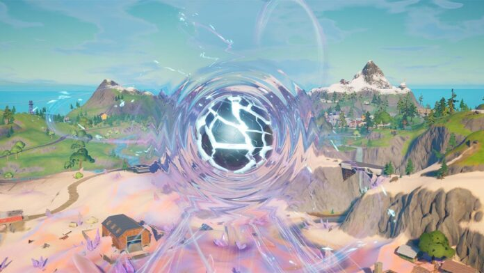 Fortnite Zero Point is changing fast