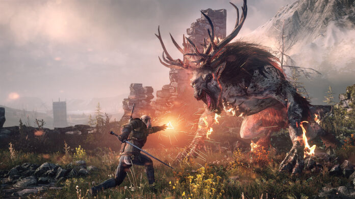Witcher 3 is getting a free next-gen upgrade this year