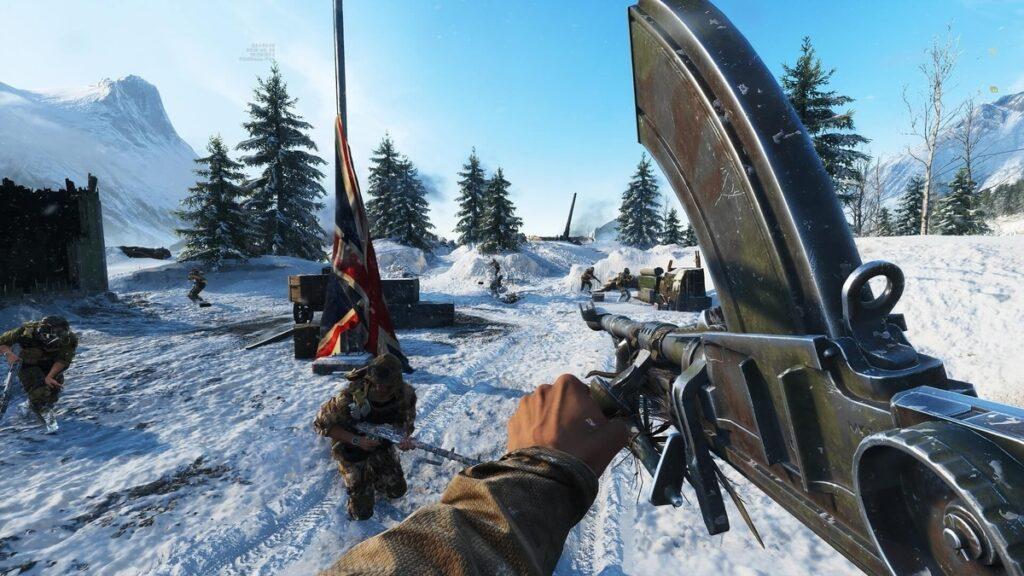 Battlefield 6 alpha