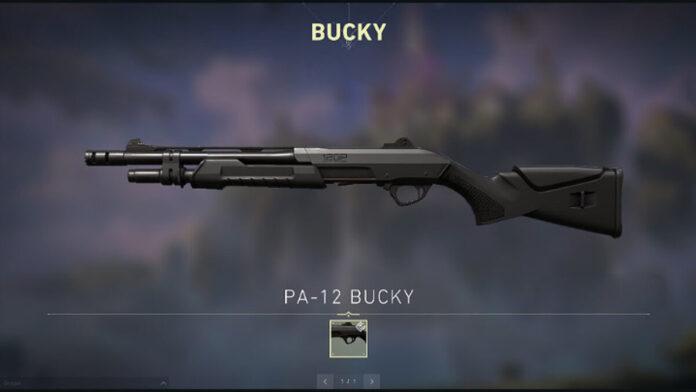 VALORANT Patch 2.06 Bucky nerf