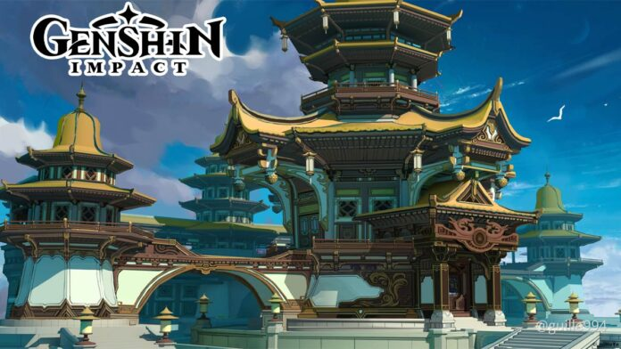 Genshin Impact v1.5 housing